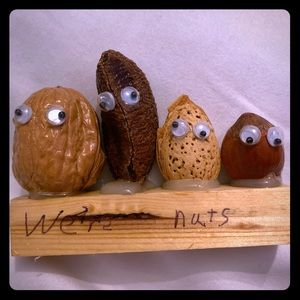 Other - Homemade Nut Decor